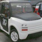 Российский электромобиль El Panda