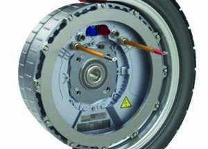 мотор колесо для электромобиля Protean