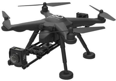 Aerial Pro квадрокоптер с камерой 360
