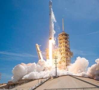 расписание запусков SpaceX