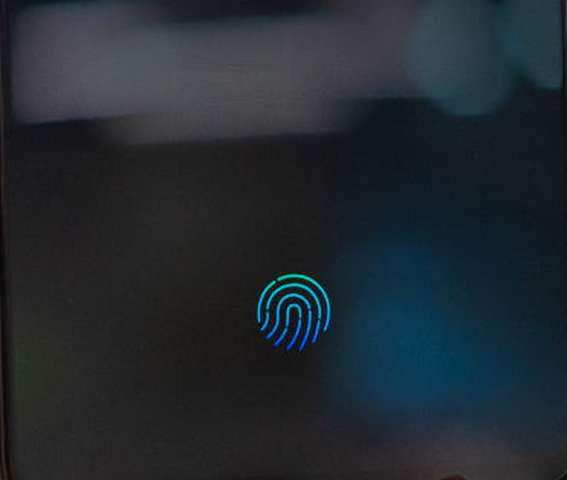 сканер отпечатков пальцев vivo nex