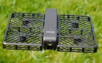 складной дрон Hover с камерой