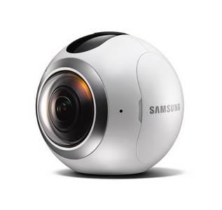 Камера 360 градусов - Samsung Gear 360
