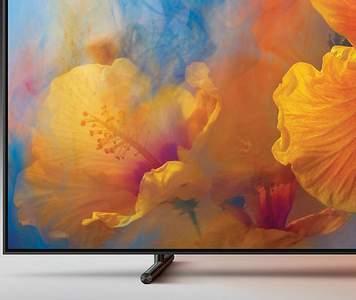 Телевизор для светлых комнат Samsung Q9F