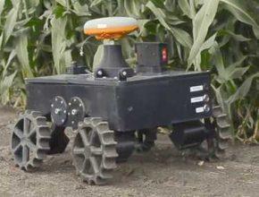 сельскохозяйственный робот