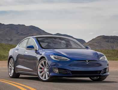 Электромобиль Tesla S украли через смартфон