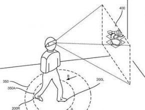 обувь Google для виртуальной реальности