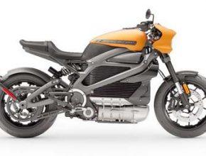 Электромотоцикл Harley-Davidson 2019