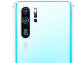 Уникальная особенность Huawei P30 Pro 2019