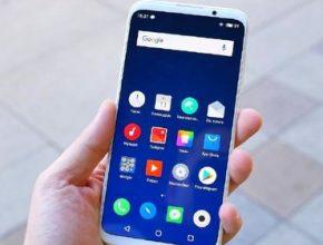 Смартфон Meizu App Store не работает