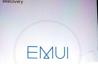 Huawei eRecovery как выйти из режима