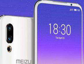 телефон Meizu 16 Xs камера батарея характеристики