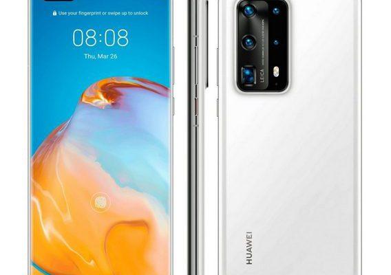 Телефон Huawei P40 Pro Plus