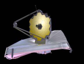 запуск телескопа Джеймс Уэбб